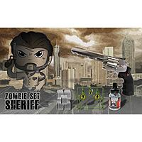 Zombie-Set - Sheriff - Crosman SR357 CO2-Revolver 4,5mm