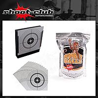 shoot-club -Monkey Balls Softair Set / 0,20 g