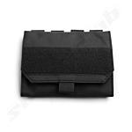 Molle Patronentasche für 6 Schrotpatronen - schwarz BK