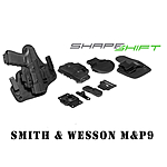 Aliengear Shapeshift S&W M&P9 4,25 Zoll Links