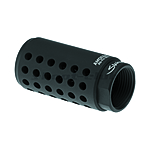 Amoeba Striker Flash Hider Variante 5 aus Metall - schwarz