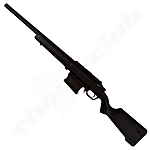 Amoeba Striker S01 6 mm Airsoft Gewehr Spring Sniper - Black