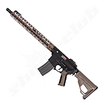 Ares Octa2rms (Octaarms) X Amoeba Pro KM13 S-AEG Airsoft Gewehr mit EFCS ab18 - Flat Dark Earth