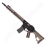 Ares Octaarms X Amoeba Pro KM13 S-AEG mit EFCS Airsoft Gewehr Kaliber 6 mm ab 18 - Flat Dark Earth