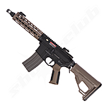 Ares Octa²rms (Octaarms) X Amoeba Pro KM07 S-AEG Airsoft Gewehr mit EFCS ab18 - Flat Dark Earth