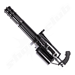 CA M134A2 Vulcan Minigun 6mm HPA Airsoft MG