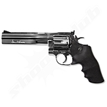 CO2 Revolver Dan Wesson 715 6 Kal. 4,5mm Stahlgrau