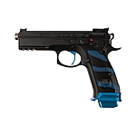 CZ SP-01 Shadow Boa - Blau im Kaliber 9mm Luger