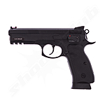 CZ SP-01 Shadow NBB CO2 Pistole - 4,5mm Stahl-BBs