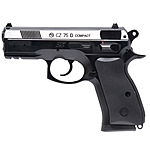 CZ75D Compact Dual Tone CO2 Pistole, Kal. 4,5mm BB
