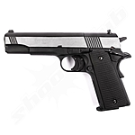 Colt Government 1911 A1 Dark OPS CO2 Pistole - 4,5mm