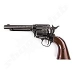 Colt SAA .45 5.5 Zoll CO2 Revolver Kaliber 4,5mm - antique finish