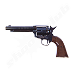 Colt SAA .45 CO2 Revolver 7,5 Zoll 4,5mm Stahl BB - Blued