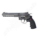 Crosman SR 357 Revolver 4,5 mm Co2 - schwarz
