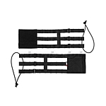 Crye Licensed AVS 3-Band Skeletal Cummerbund Medium - Black