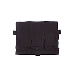 Crye Licensed AVS/JPC Front Panel 3-fach 7.62 Pouch - Black