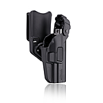 Cytac Duty Holster Level III für Heckler & Koch SFP9, VP9, USP, USP Compact