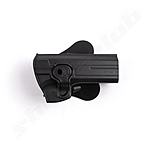 Cytac Paddleholster / Formholster für CZ75 SP01 Shadow