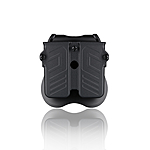 Cytac Universal Double Magazine Pouch Paddle Kaliber .9 mm, .40, .45