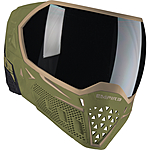 Empire EVS Thermal Maske, Paintball / Airsoft, Olive / Tan