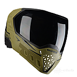 Empire EVS Thermal Maske f. Paintball/Airsoft+Thermalglas Clear-Olive/Black