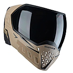 Empire EVS Thermal Maske f. Paintball/Airsoft+Thermalglas Clear-Tan/Black