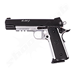 GSG 1911 - MAX MICHAEL Blowback CO2 Pistole 4,5mm BB