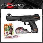 Gamo Bear Grylls Survival Pistol Set Kal. 4,5mm