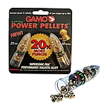 Gamo Raptor Power Pellets 5,5mm - 20%+ Power - 2x25 Stk