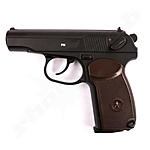 Gletcher - Makarov PM CO2-Pistole - 4,5mm - Vollmetall