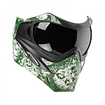 Grill VForce Thermal Maske Paintball/Airsoft Zombie Green