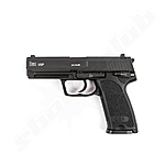 Heckler & Koch USP Co2 Softair Pistole mit Blow Back im Kaliber 6mm