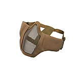 Invader Gear Steel Half Face Mask MK.II - TAN