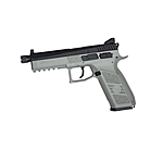 KJ Works CZ P-09 Airsoft CO2 GBB Pistole ab18 - Urban Grey