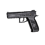 KJ Works CZ P-09 CO2 GBB Pistole 6 mm ab18 inkl. Koffer - Black