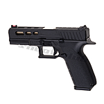 KJ Works KP-13 Custom Metal Airsoft CO2 Blowback ab 18 - Black