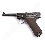 Legends P08 WWII Special Edition - CO2 Pistole - 4,5mm