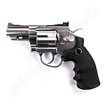 Legends S25 CO2 Revolver /Nickel - 4,5mm Diabolo