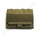 Molle Patronentasche für 6 Schrotpatronen - grün OD