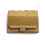 Molle Patronentasche für 6 Schrotpatronen - braun TAN