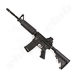 Oberland Arms OA-15 Black Label M4 GBB 6mm Softair BK