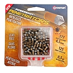 Powershot Penetrators Diabolos 4,5 mm gold von Crosman - 125 Stk.