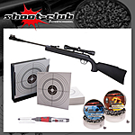 Ruger Air Scout Kit Luftgewehr inkl. 4x32 ZS - Set