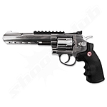Ruger Super Hawk Softair CO2 Revolver chrom - 6 Zoll