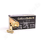Sellier & Bellot 9mm Luger Subsonic Vollmantel FMJ 140grs - 50 Stk.