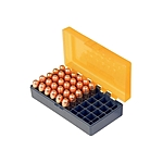 SmartReloader Munitions-Box .38 Special, .357 Magnum, .38 Super Auto