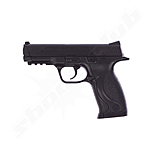 Smith & Wesson M&P40 CO2 Pistole 4,5 mm Stahlkugeln - brüniert
