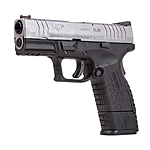 Springfield XDM Compact bicolor CO2 Pistole Kal. 4,5mm Stahl BBs