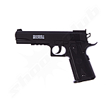 Swiss Arms P1911 Match CO2 Pistole NBB - 4,5mm BBs