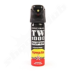 TW1000 Direktstrahl Pepper Jet 10%OC 75ml + LED Licht